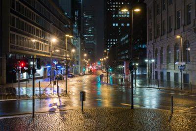 frankfurt innenstadt am roßmarkt