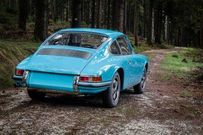 porsche 911 classic model f